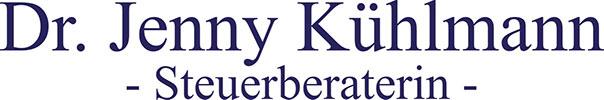 Dr. Jenny Kühlmann - Steuerberaterin